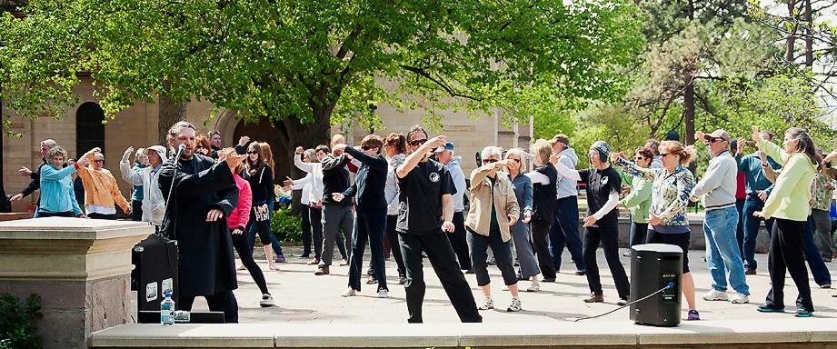 World Tai Chi & Qigong Day 2015
