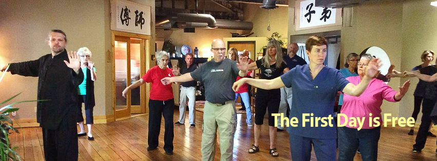 Daily classes at the Tai Chi Association of Colorado Springs