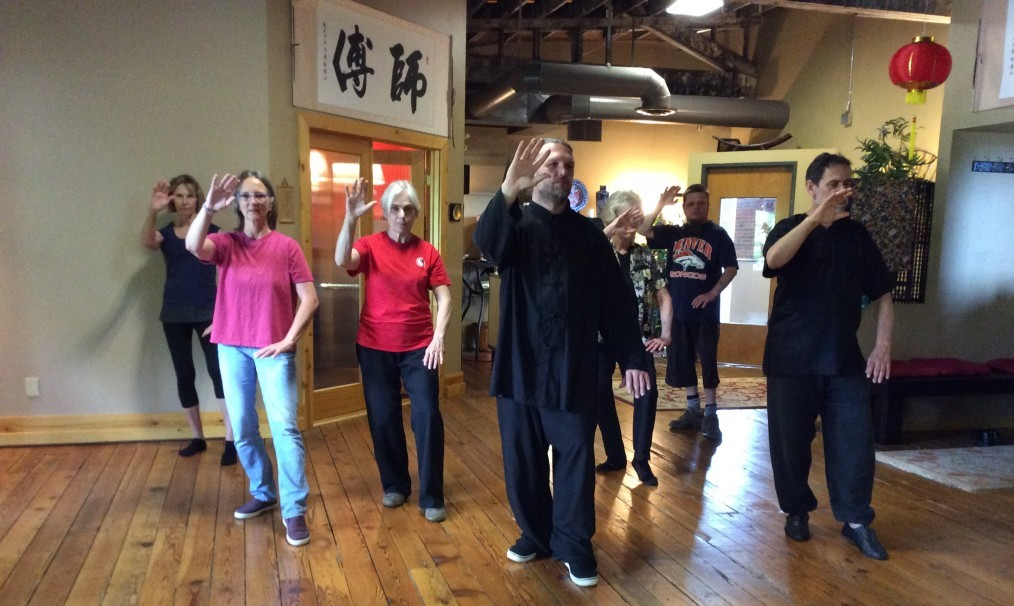 Authentic Tai Chi