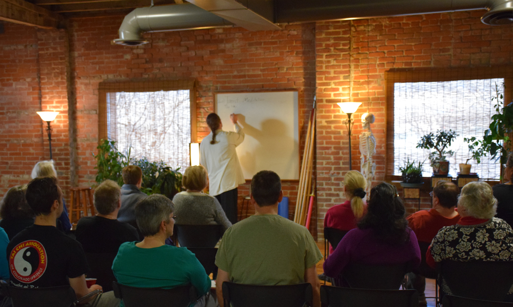 Tai Chi Beginners Workshop