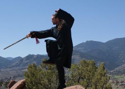 Yang Style Tai Chi Sword Workshop