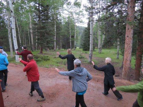 Going The Extra Mile With Sifu Michael Paler of Tai Chi Colorado Springs
