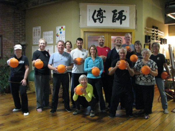 Tai Chi Ball Workshop