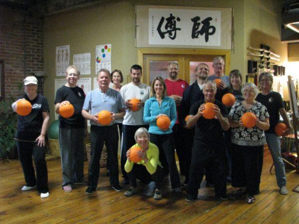 Tai Chi Ball Workshop