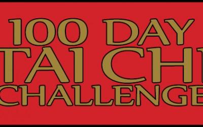 100 Day Tai Chi Challenge!