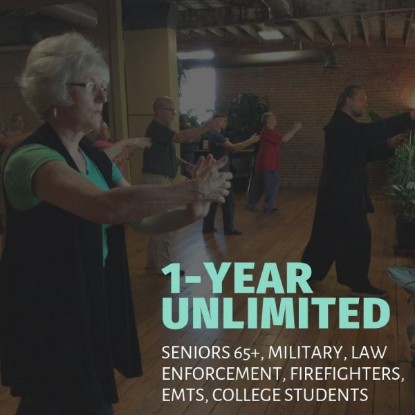 Discounted Tai Chi Classes for Veterans