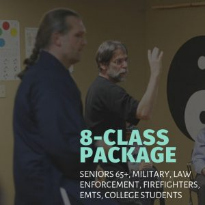 Discounted Tai Chi Classes for Military, EMTs
