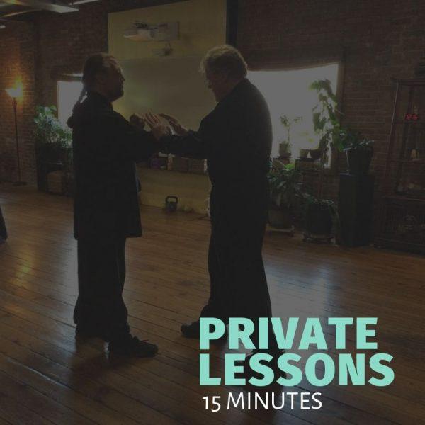 Private Tai Chi Lessons - Colorado Springs