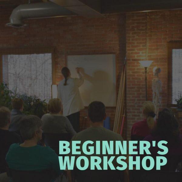 Tai Chi Beginners Workshop - Intro