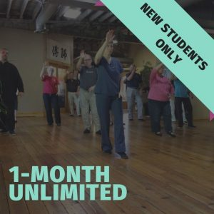 beginner tai chi classes monthly