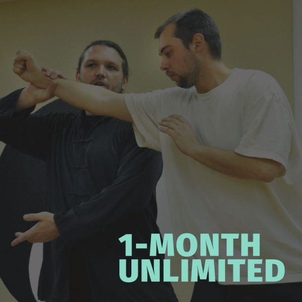 Tai Chi Classes Package