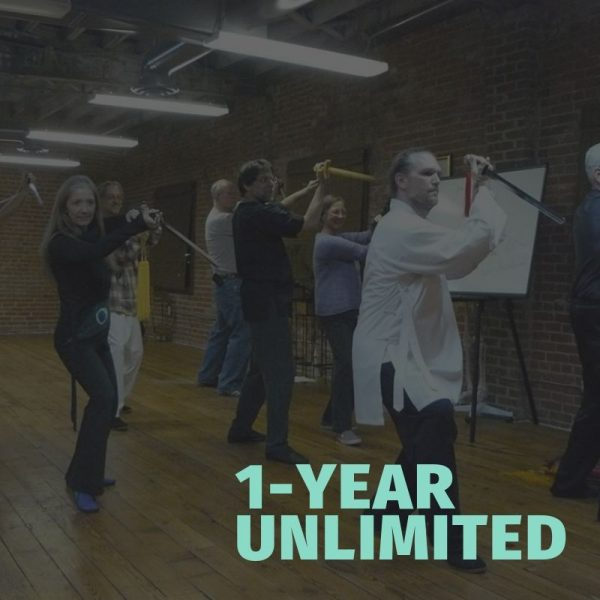tai chi classes package 1 year